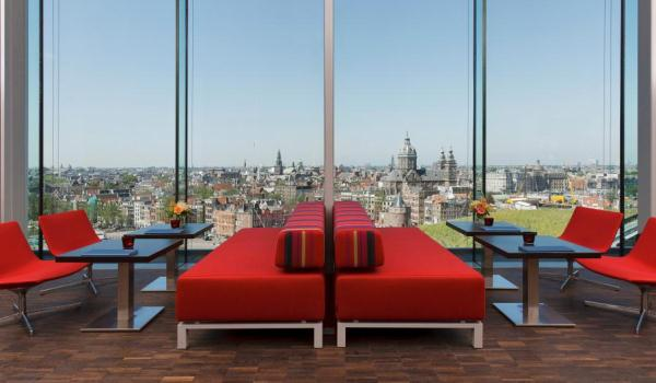 Slide3 600x350 Amsterdam Double Tree Skylounge_ hotel