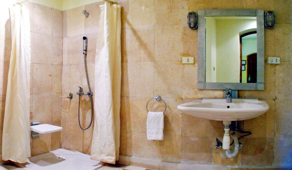 Slide6 600x350 Egypte Rihana Resort Room Bathroom_Douche