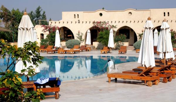 Slide1 600x350 Egypte Rihana Resort Sunset_Pool
