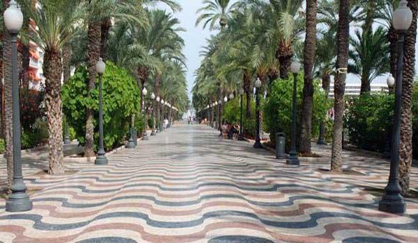 Slide2 600x350 Spanje Alicante Paseo