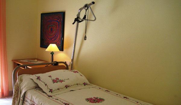 Slide7 600x350 Spanje Rojales slaapkamer