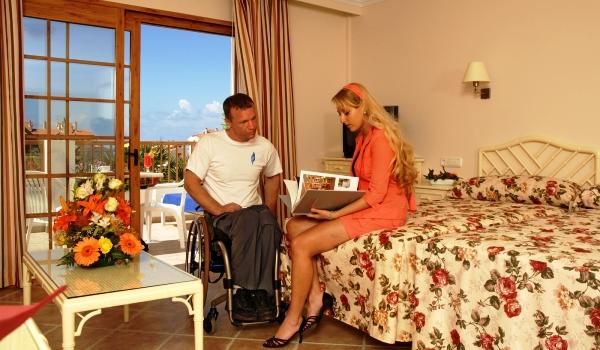 Slide4 600x350 Tenerife - Mar Y Sol hotel - Confort_Room