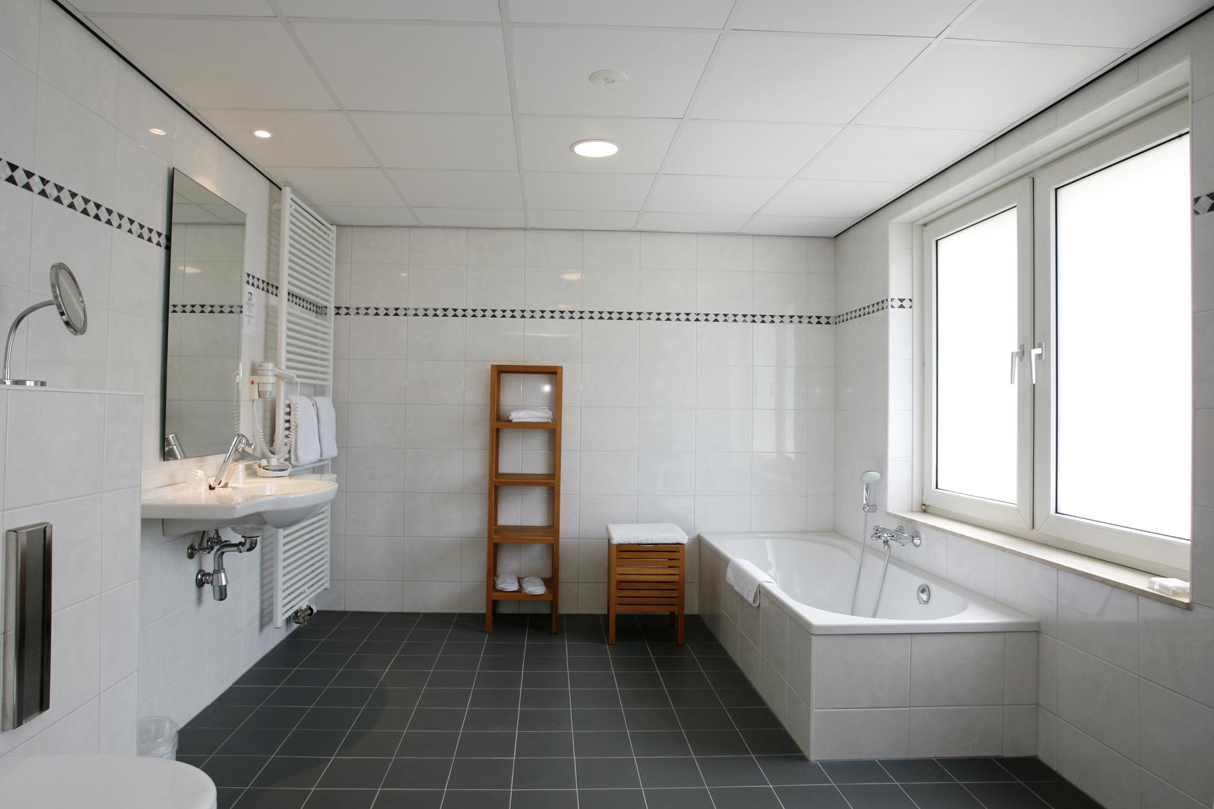 Boshotel Badkamer