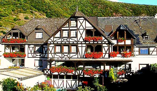 Duitsland-Moezel-Ernst-Gaesthouse
