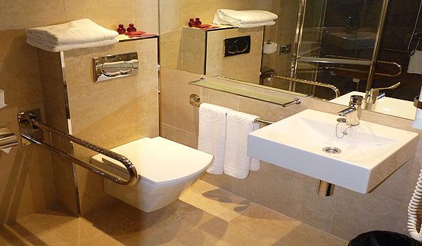 Mallorca_Hotel Ponent de Mar, Palma Nova-badkamer