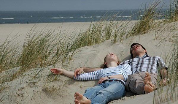 Texel-Strand