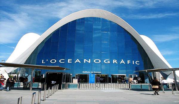 Valencia Oceanografie