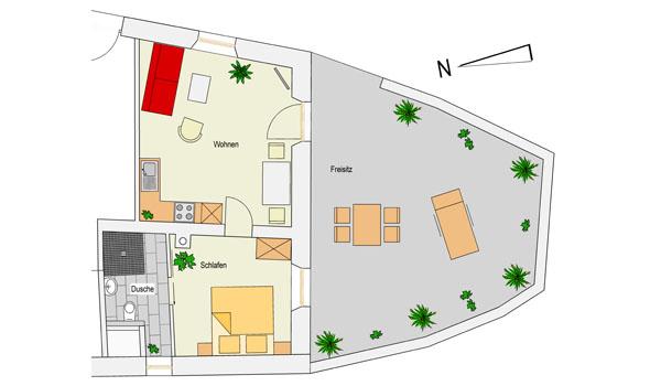 Winzerhaus-layout