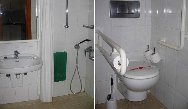 Hotel-Aparthotel-wc-douche