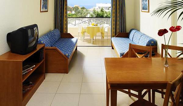 Hotel-Aparthotel-kamer
