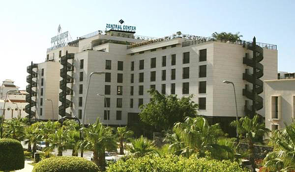 Hotel-Zentral-Center