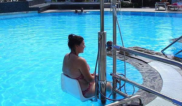 Nautilus zwembadlift