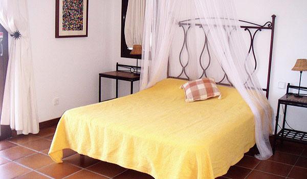 Lanzarote Don-Pepe-Slaapkamer