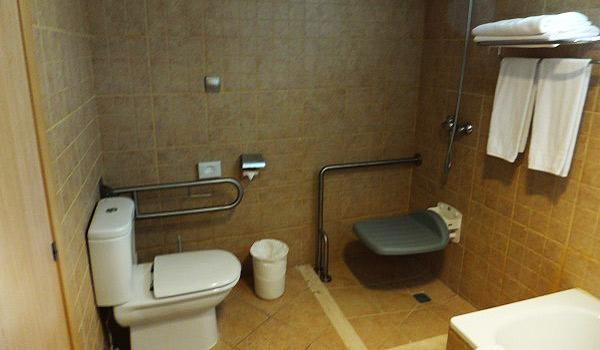 Lanzarote Hotel Sol WC