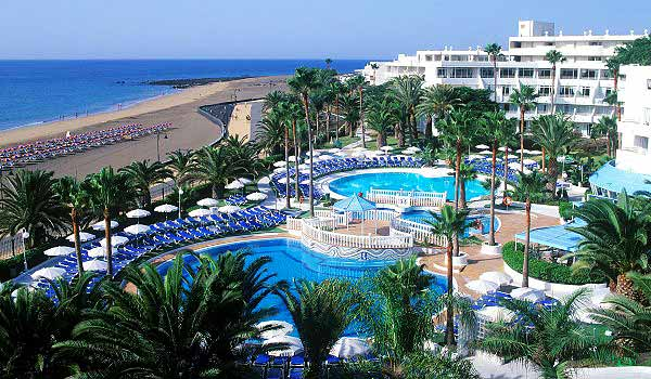 Lanzarote Hotel Sol