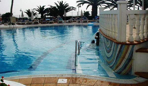 Lanzarote Hotel Sol Pool