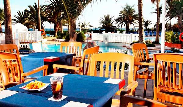 Lanzarote Hotel Sol Restaurant
