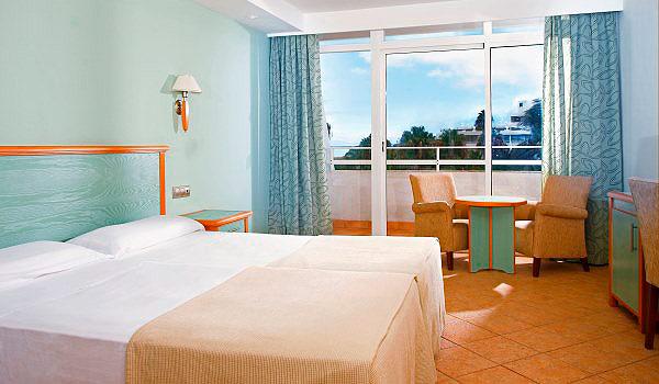 Lanzarote Hotel Sol Kamer