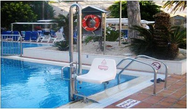 Vulcano-pool-hoist